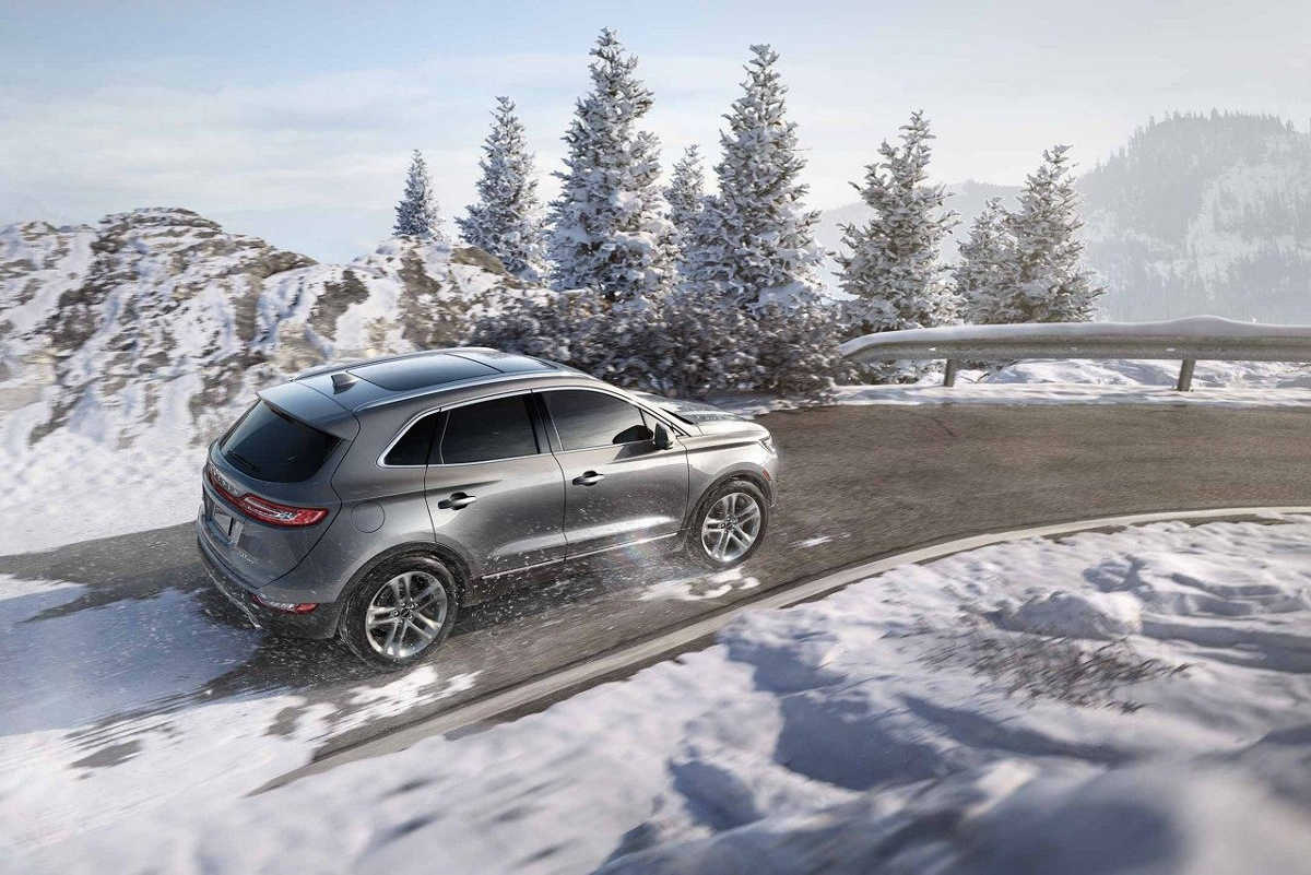 2018 Lincoln MKC, Exterior