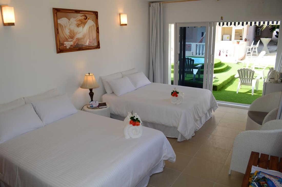 Adonai Hotel Boutique, Curacao, Room View