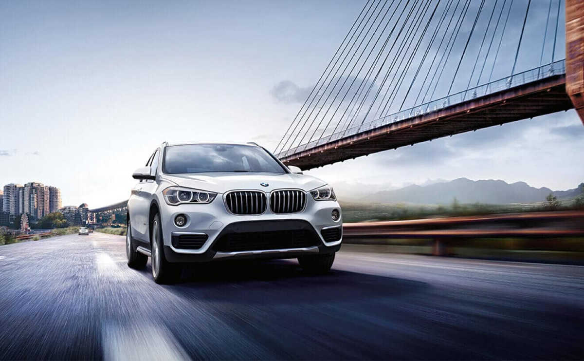 BMW X1, Exterior
