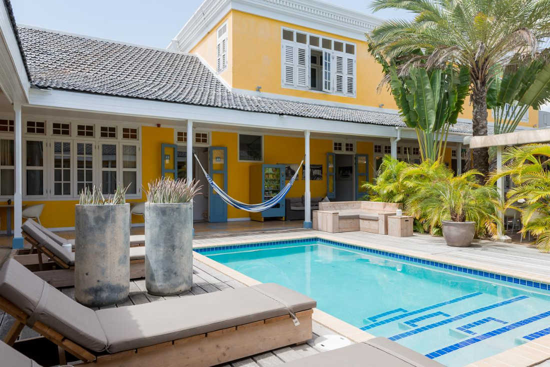 Boutique Hotel't Klooster, Pool View