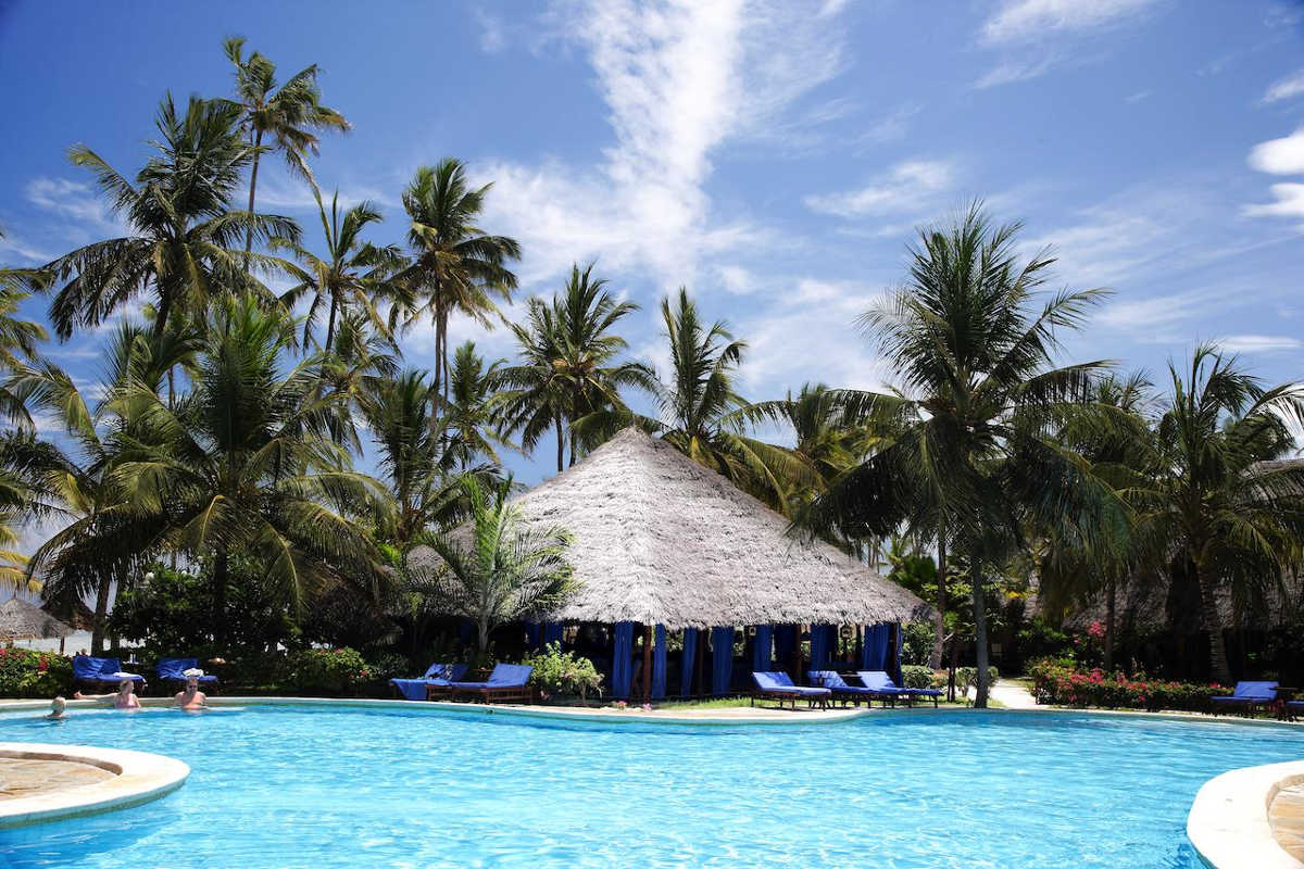 Breezes Beach Club & Spa, Zanzibar, Swimming Pool