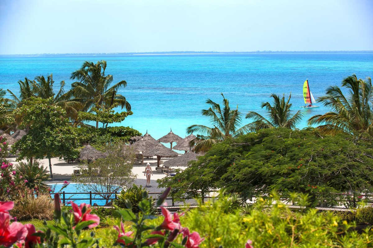 Luxury Resort Diamonds La Gemma dell'Est in Zanzibar, Panoramic View