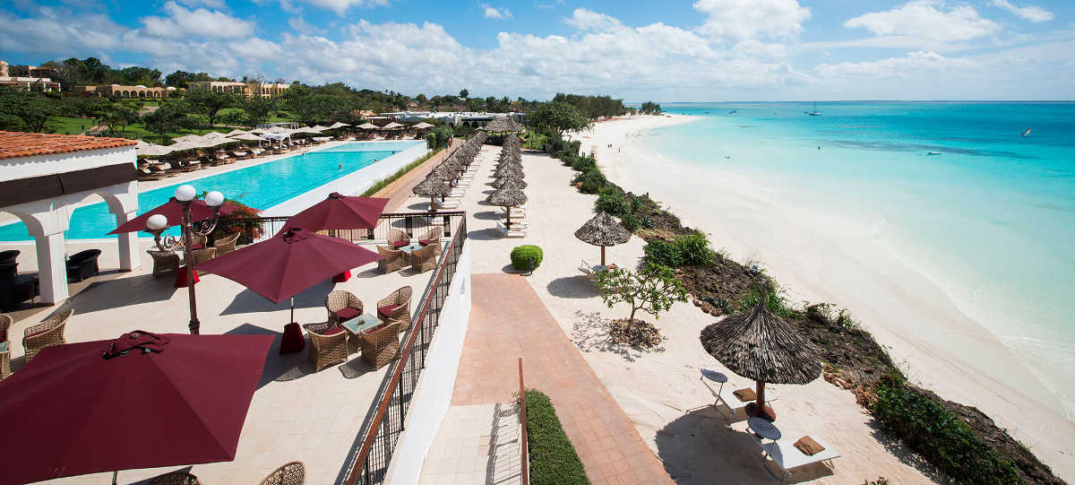 Hideaway of Nungwi Resort & Spa, Panoramic View