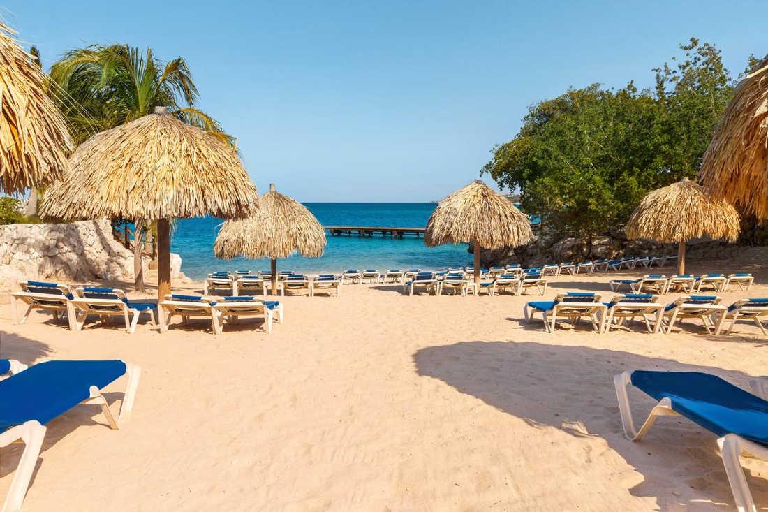 The Hilton Curacao Resorts, Beach View