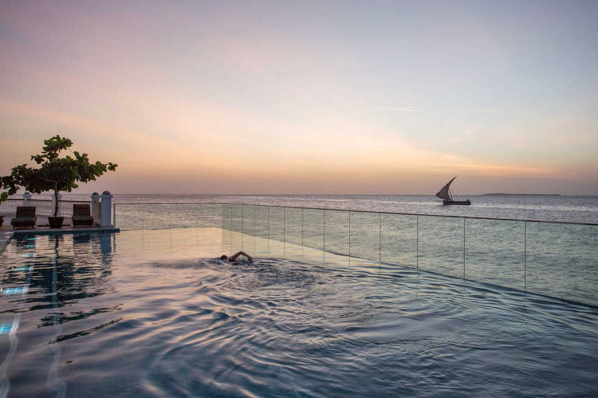 Park Hyatt, Zanzibar, Panoramic View