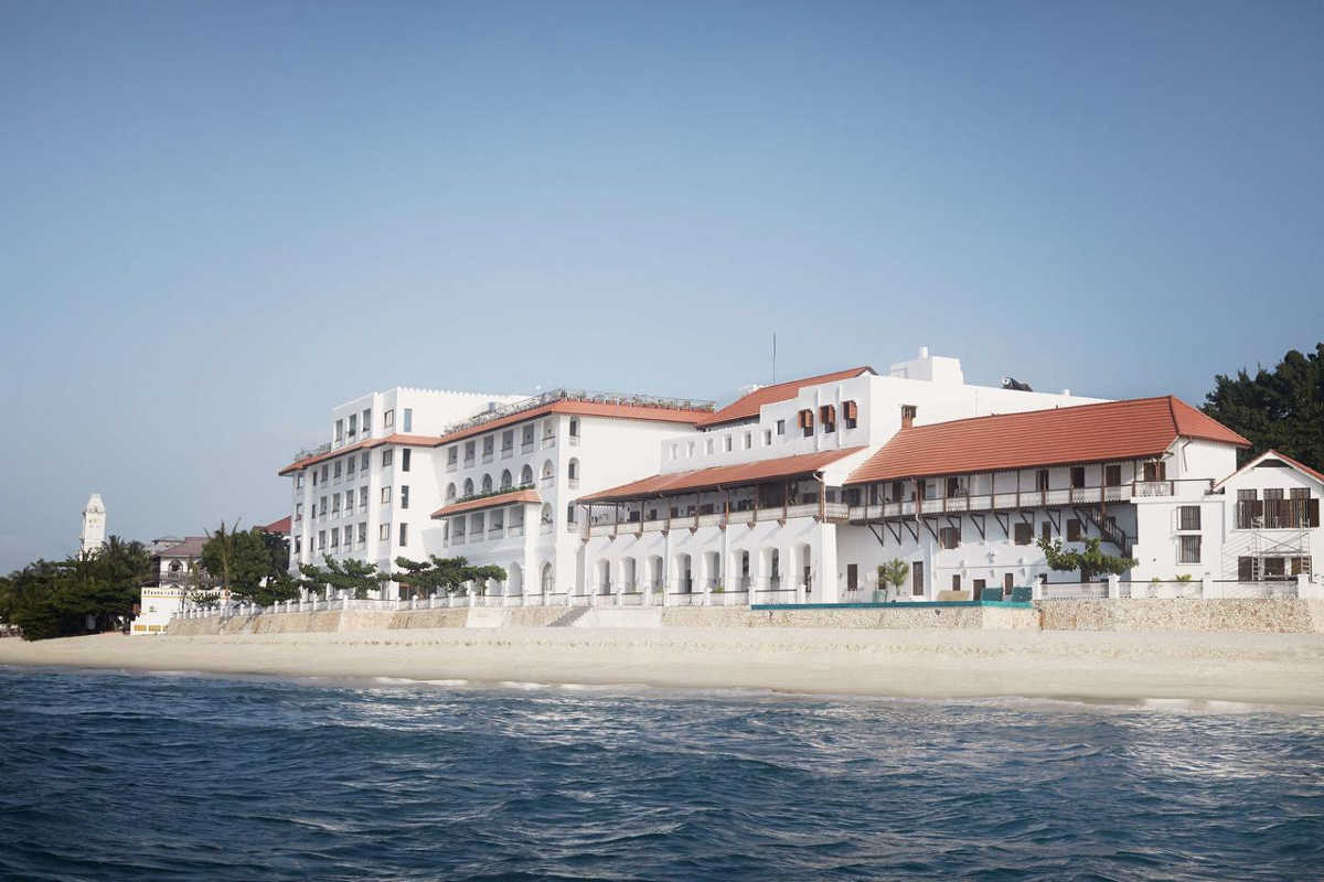 Park Hyatt, Zanzibar, View from the Sea