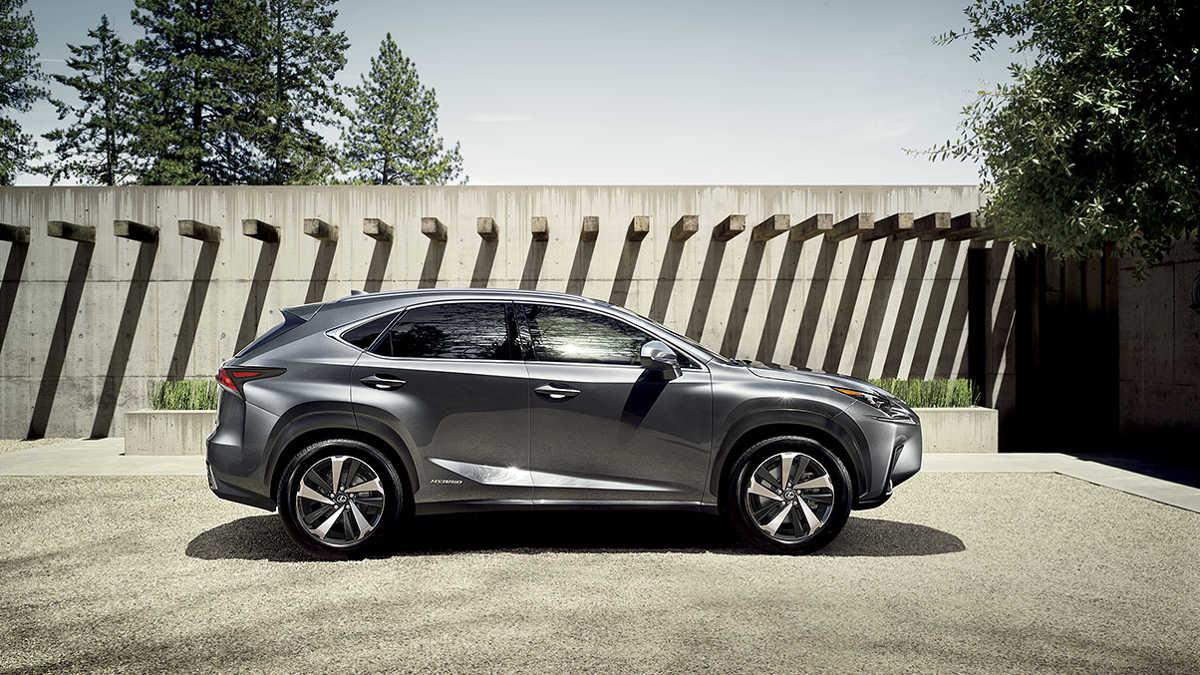 Lexus 2018 NX Hybrid, Exterior