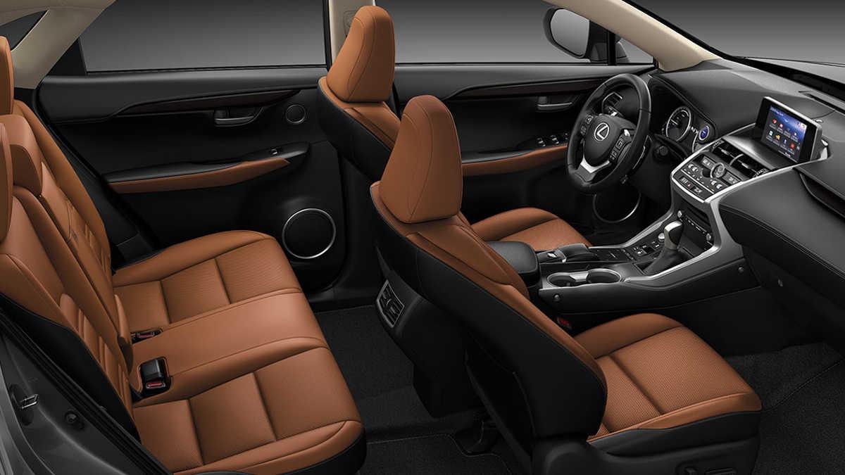 Lexus 2018 NX Hybrid, Interior