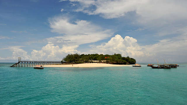 Prison Island- Changuu, Zanzibar