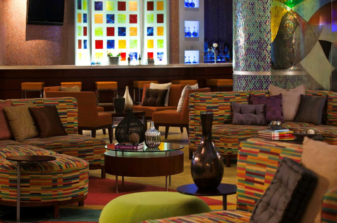 Renaissance Curacao Resort and Casino, Interior