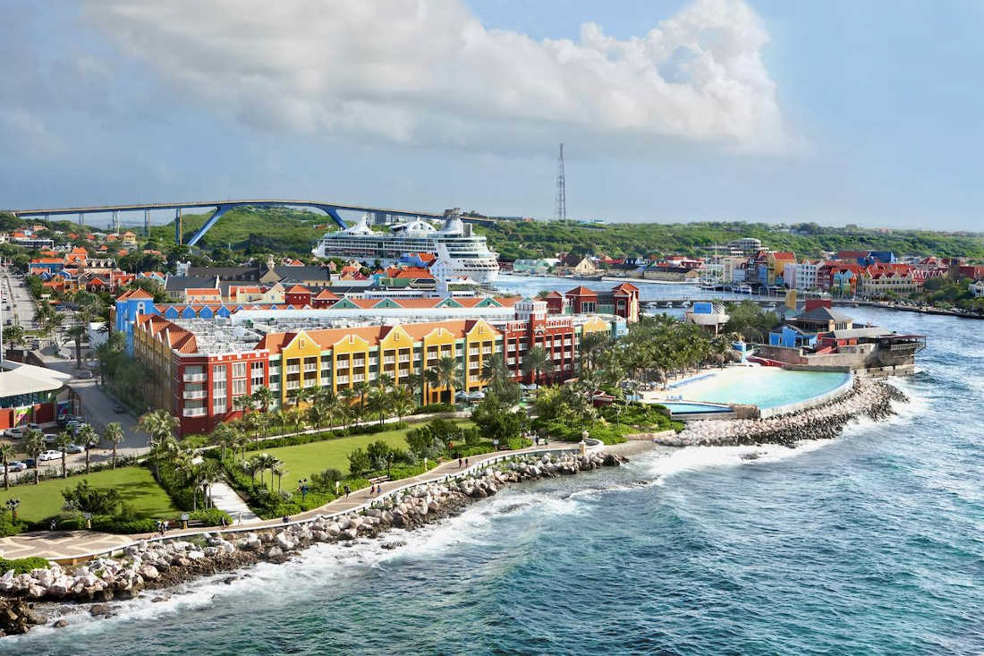 Renaissance Curacao Resort and Casino, Panoramic View