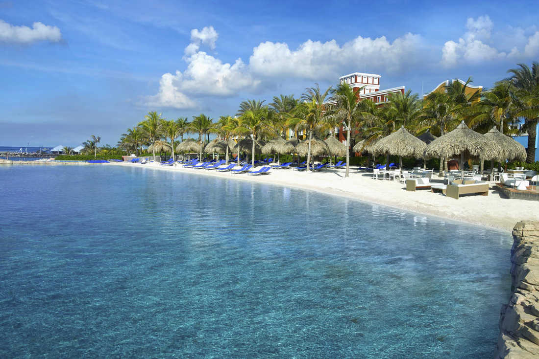 Renaissance Curacao Resort and Casino, Beach View
