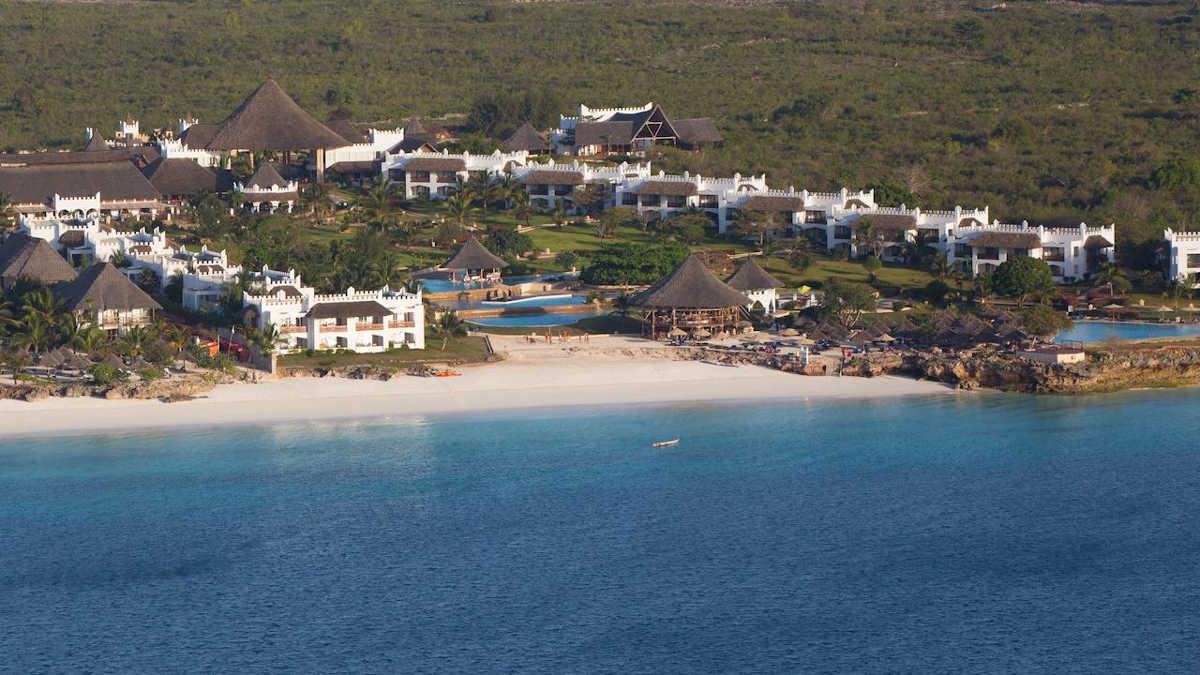 Five Star Resort - Royal Zanzibar, Panoramic View