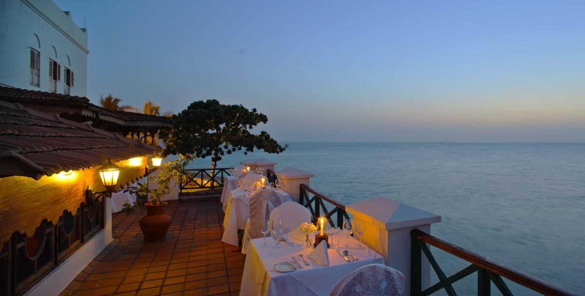 Serena Hotel, Zanzibar,Panoramic View