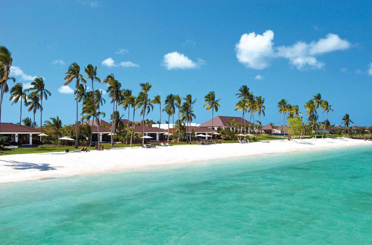The Residence, Zanzibar, Beach View