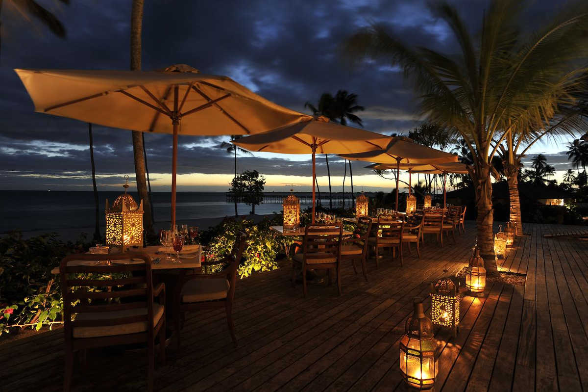The Residence, Zanzibar, Night Lounge