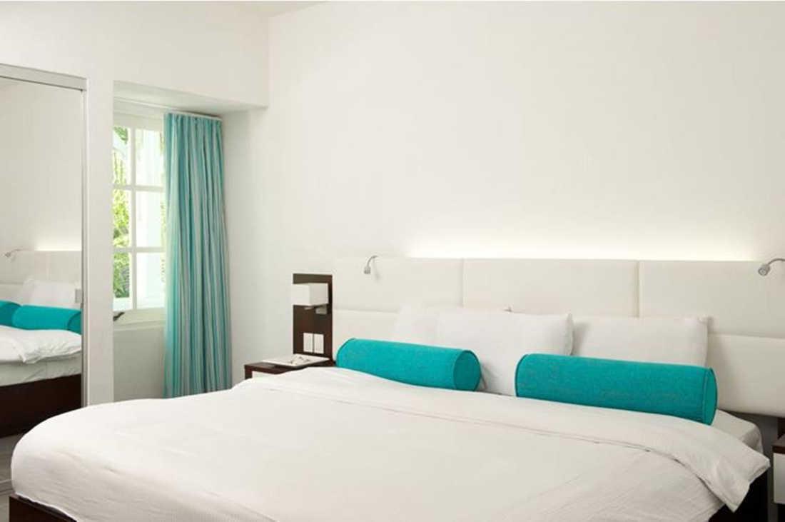 Trupial Hotel & Casino, Room Interior