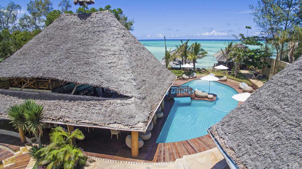 Tulia Zanzibar, 5 Star Resort