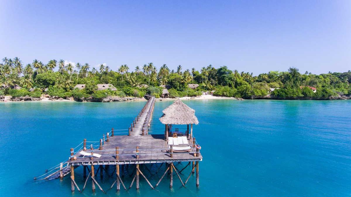 Zanzi Resort, Five Star Rated Resort in Zanzibar