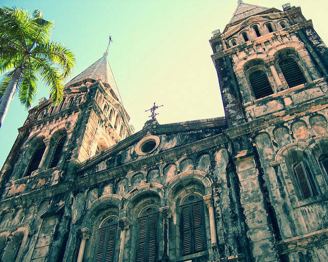 St. Joseph's Cathedral, Stone Town, Zanzibar
