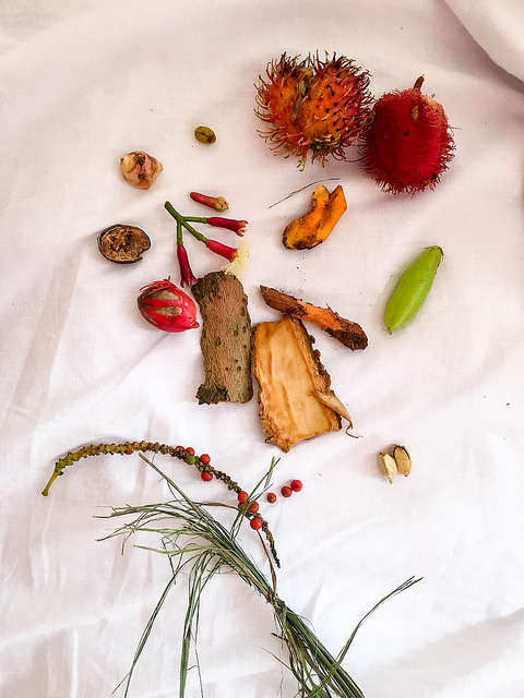 Zanzibar Spices & Fruits