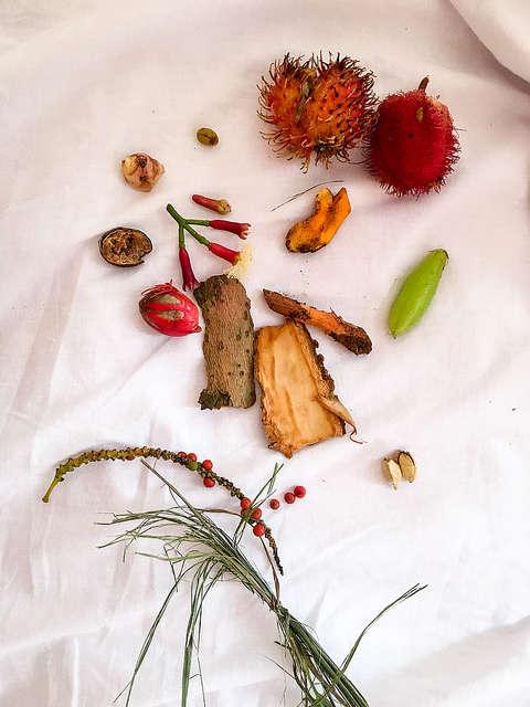 Zanzibar Spices & Fruits