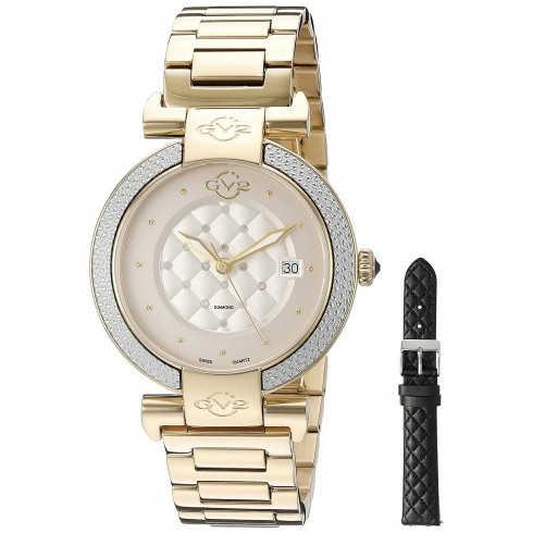 GV2 BY GEVRIL Berletta Diamond Ladies Watch