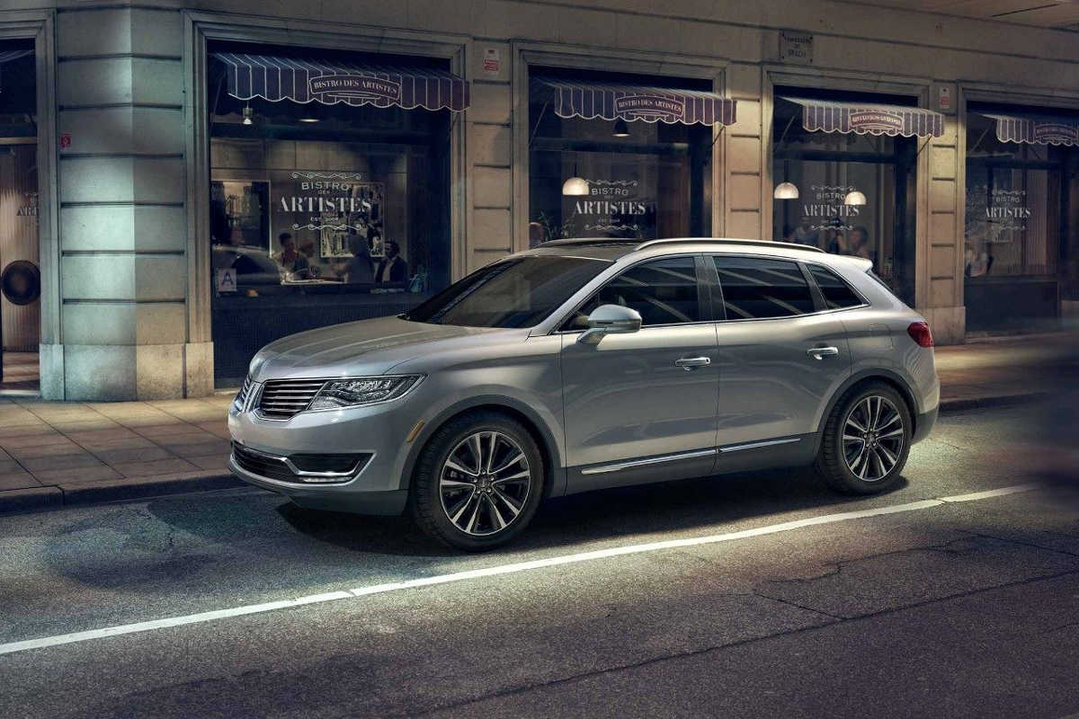 2018 Lincoln MKV SUV, Exterior