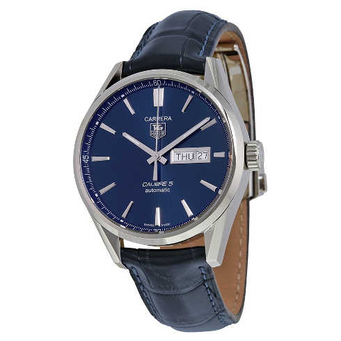 TAG HEUER Carrera Automatic Blue Dial