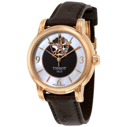 TISSOT T-Classic Lady Heart Automatic Ladies Watch