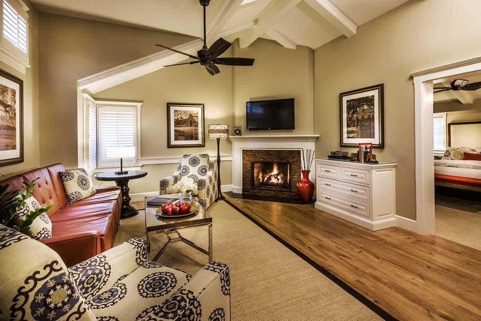 Fess Parker Wine Country Inn, Room Interior