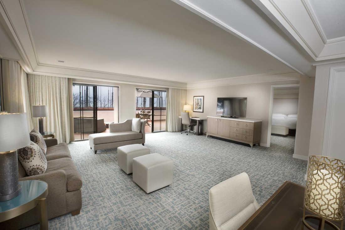 Hilton Santa Barbara Beachfront Resort, Room Interior