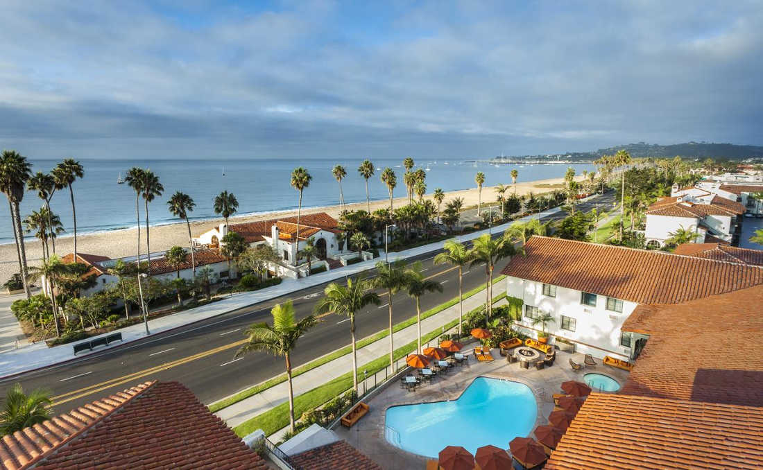 Hyatt Centric Santa Barbara, Panoramic View