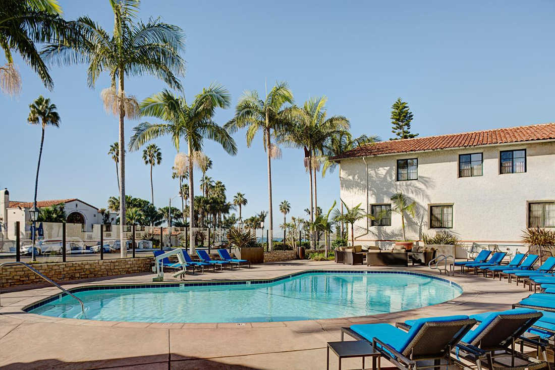Hyatt Centric Santa Barbara, Pool